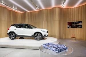 Volvo Studio Milano – XC40 Reveal 4