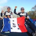 ogier sparco WRC
