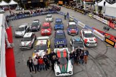 campioni e vetture rallylegend