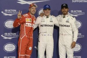 GP ABU DHABI F1/2017 qual
