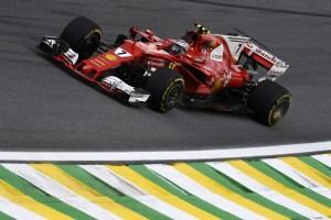 GP BRASILE F1/2017 raikkonen