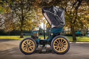 Fiat 3½ hp 1899