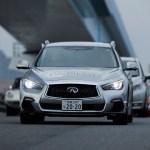 Nissan fully autonomous prototype technology on streets of Tokyo