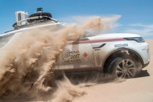 Goodyear e Land Rover