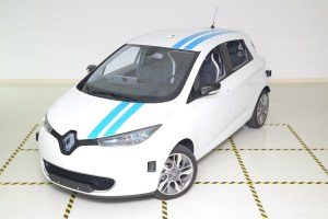 renault ostacoli guida autonoma