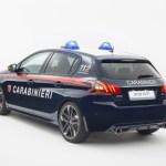 308 GTi carabinieri