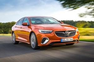 New Opel Insignia GSi