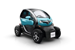 RENAULT TWIZY (X09) - PHASE 1 - MODEL YEAR 2017