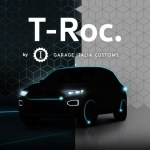 media-Anteprima T-Roc Garage Italia Customs