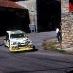 2018 – Carlos Sainz au Rallye Monte-Carlo