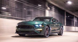 Mustang Bullitt Limited Ed