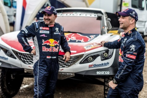 Team Peugeot Total_Dakar 2018_Shakedown_4.1.2018_+é-®PEUGEOT SPORT _ MCH Photography_29897 (Large)