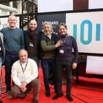 Caffi-Lucchinelli-Liatti-Staff 101 Cars