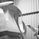 Lion PEUGEOT Making Of 011 – Photo Credit Mikael Pennec