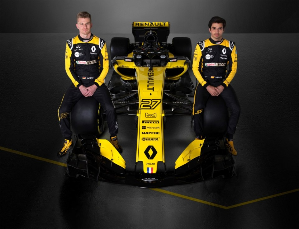 2018 – Renault R.S.18