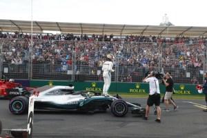 2018 Australian Grand Prix, Saturday – Wolfgang Wilhelm