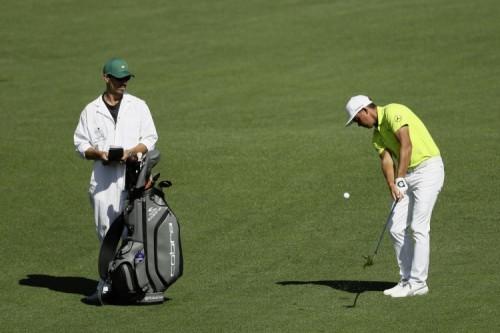 Mercedes-Benz ai Masters di golf di Augusta