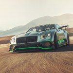 Bentley Continental GT3 – dynamic