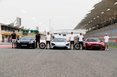 F1 Pirelli Hot Laps