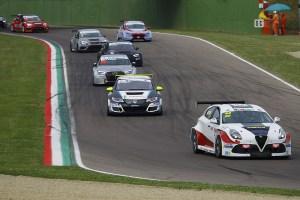 Luigi Ferrara (42 Racing SA, Alfa Romeo Giulietta TCR #42)