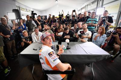 MotoGP: GP Usa, Marquez umilia tutti! Iannone 3°, Rossi 5°, male Dovizioso