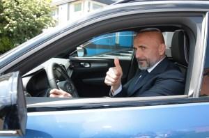 Volvo Car Italia – Internazionale FC Milano