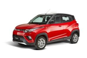 Mahindra KUV100-012d