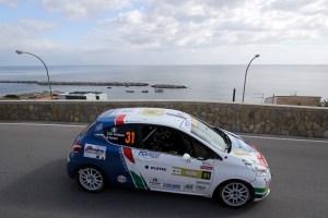 Damiano De Tommaso, Michele Ferrara (Peugeot 208 R2 #31, FPF Sport)