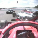 incidente vettel bottas