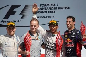 2014 British Grand Prix, Sunday – Steve Etherington