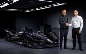 DS Formula E techeetah