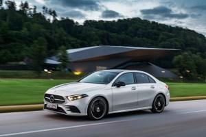 Mercedes-Benz A-Klasse Limousine, V 177, 2018 // Mercedes-Benz A
