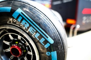 2018 British Grand Prix pirelli ice blue