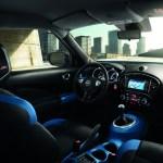 Nissan Juke MY18 Interior – Blue