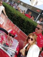 Museo Nicolis, F1 Kimi Raikkonen e Silvia Nicolis