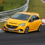 2018 Opel Corsa GSi auf der Nürburgring-Nordschleife
