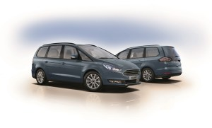Enhanced Ford S-MAX and Ford Galaxy Gain New Technologies and Ne