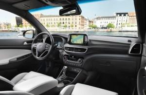 Nuova Hyundai Tucson_interni