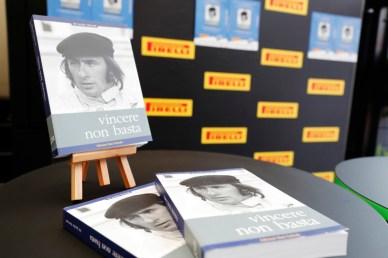 Sir Jackie Stewart autobiography - Presentation - 5