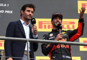 Webber Ricciardo
