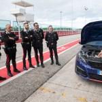 Carabinieri e Peugeot la collaborazione continua (5)