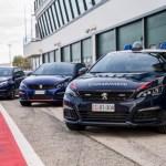 Carabinieri e Peugeot la collaborazione continua (9)