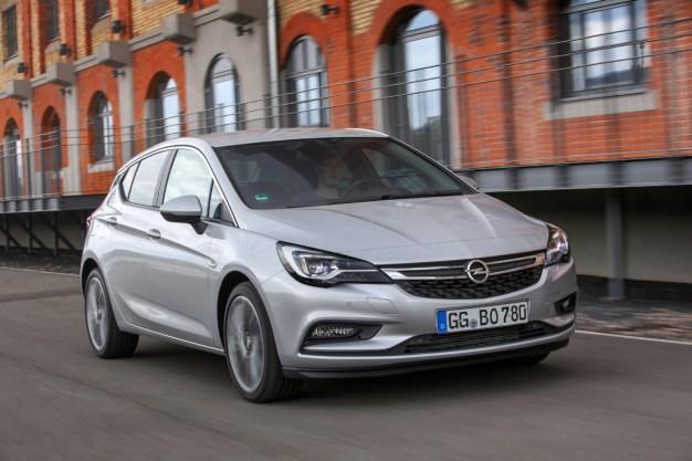 2016 Opel Astra 1.6 CDTi BiTurbo