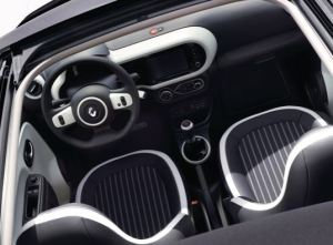 Nuova Renault TWINGO – Interni