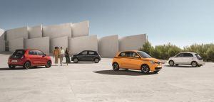 Nuova Renault TWINGO, la citycar dal design raffinato
