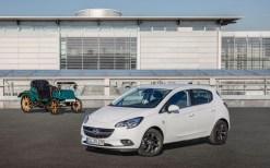 "Opel Corsa Sondermodell ""120 Jahre Automobilbau bei Opel"""