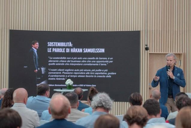 Volvo Studio Milano - Sostenibilità