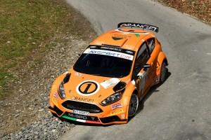 Simone Campedelli, Tania Canton (Ford Fiesta R5 #2, Project Team)