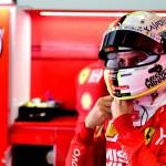 vettel GP CINA  F1/2019 – VENERDI' 12/04/2019