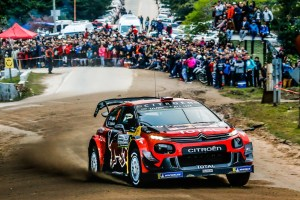 Citroen Racing Day 2 Rally Argentina 2019 C3 WRC (2)